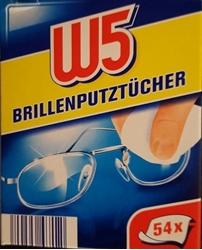Изображение Eyeglass  cleaning cloths W5
