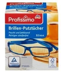 תמונה של מנקה משקפיים חד פעמי Profissimo