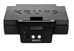Picture of Krups, sandwich maker FDK 451, black-matt
