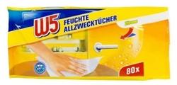Изображение W5 General cleaning wipes