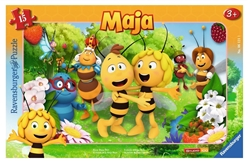 Picture of Ravensburger Bee Maja world +3 15pc
