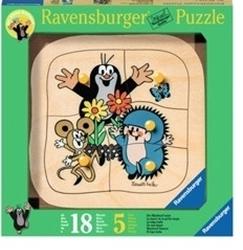 Изображение Ravensburger  The mole dancing 18M 5pc