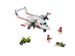 Изображение Lego 60116 Ambulance plane