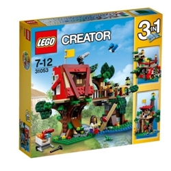 Picture of Lego 31053 Treehouse Adventures