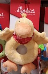 Изображение Sigikid duck puppet for baby