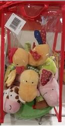 Изображение Sigikid Set animal puppet set toy babys Learn Play