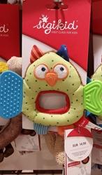 Изображение Sigikid teether developmental toy