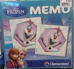 Изображение Disney 'Frozen' memory game