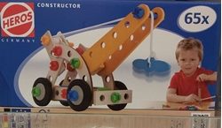 Picture of Heros Constructor set truck-mounted cranes 65 pieces