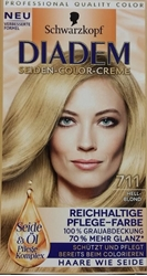 Изображение Schwarzkopf Silk cream color 711 light blond silk oil