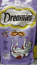 תמונה של אוכל לחתולים חטיף עם בשר ברווז