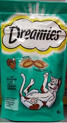 Изображение Cat's food  snack with turkey meat