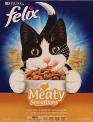 Изображение Cat's food  with turkey meat