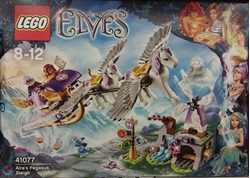 Picture of LEGO 41077 Elves Aira's Pegasus Sleigh