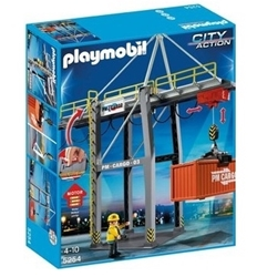 Изображение  Playmobil Electrical loading terminal (5254)