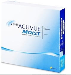 Изображение 1 Day Acuvue Moist (90 lenses) Johnson & Johnson