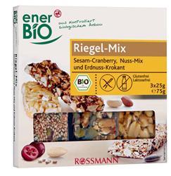 Изображение enerBiO Bio Riegel-Mix