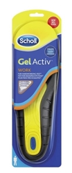 Picture of Scholl GelActiv Insoles Work Men