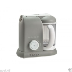 Picture of BEABA Babycook Solo baby food steamer + puree, blender Steamed recipe booklet