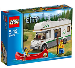 Picture of Lego City - Motorhome with Canoe (60057)