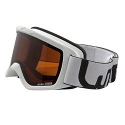WHITE SKI GLASSES SNOW 300 Ski Goggles- P WED'ZE
