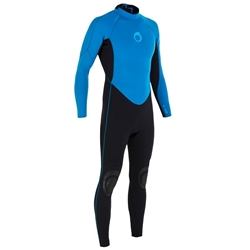 Picture of NEOPRENE SUIT SURFING 100 2 / 2MM MEN BLUE TRIBORD