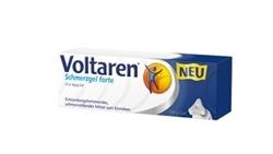 Изображение Novartis Voltaren pain gel forte 23.2 mg