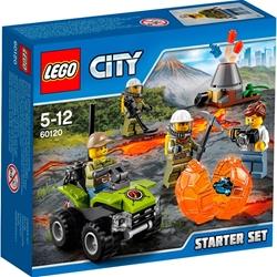 Picture of Lego City 60120 - Vulkan Starter Set