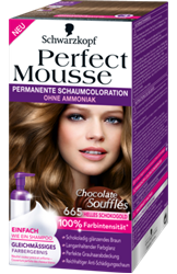 Picture of Perfect Mousse Coloration Light Chocolate Soufflés 665