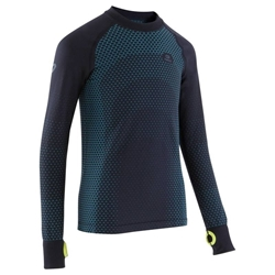 Изображение Running shirt long sleeve Kiprun kids