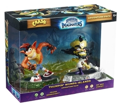 Изображение Skylanders Imaginators Adventure Pack 1 (Crash Bandicoot, Dr. Neo Cortex)