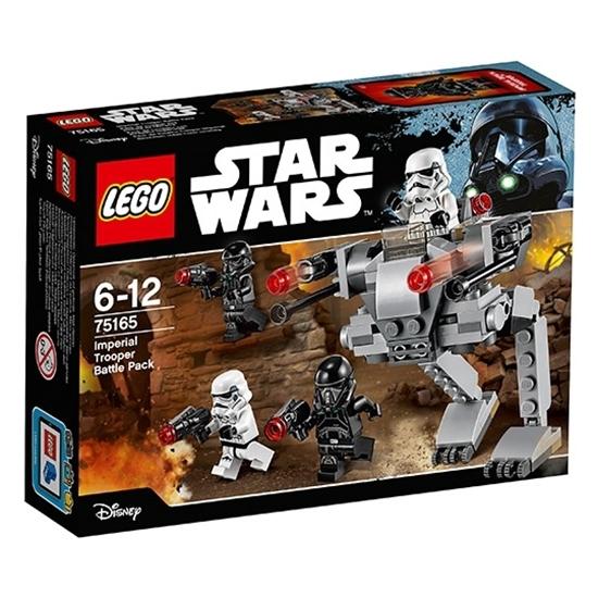 תמונה של  לגו מלחמת הכוכבים - קרב אימפריאל טרופר 75165