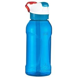 תמונה של בקבוק מים טריטן 900 עם קש שנסגר בלחיצה Quechua
