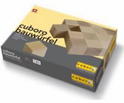 Изображение Cuboro Building Cube (120)