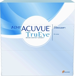 Изображение 1 Day Acuvue TruEye (90 lenses) Johnson & Johnson