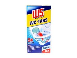 Изображение W5 Toilet Cleaner Tabs