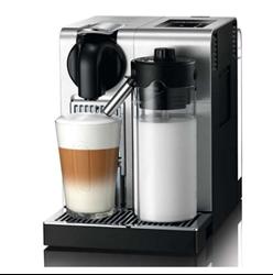 תמונה של  מכונת קפה במחיר מיוחד עם בונוס של 40 יורו לרכישת קפסולות Lattissima Pro Silver, DE'LONGHI