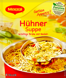 Picture of Ready-made Chicken Soup MAGGI