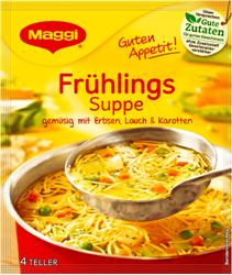 Picture of Ready-made Vegetables and Noodles Soup MAGGI