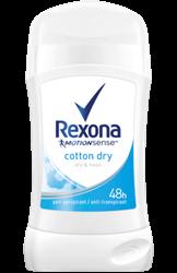 תמונה של דאורדורנט סטיק Cotton Dry- Rexona