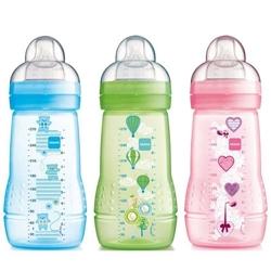 """תמונה של בקבוק לתינוק 270 מ""""ל- MAM"""