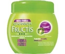 תמונה של מסכה לשיער של חברת Garnier Fructis