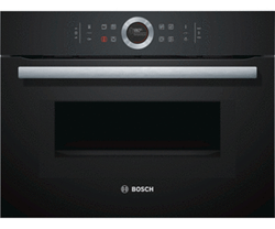 Изображение Bosch CMG633BB1 Compact oven with microwave