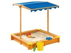 תמונה של ארגז חול לילדים לגינה או מרפסת PLAYTIVE