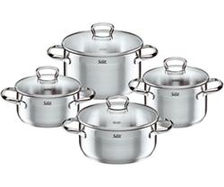 Picture of Silit Tuscany pot set 4pcs