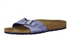 Picture of Birkenstock Madrid Birko-Flor Jeans color