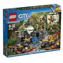 Picture of Lego City- Jungle Exploration Site 60161