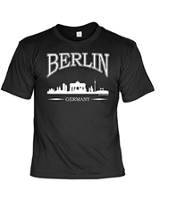 Picture of Berlin Skyline T Shirt
