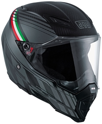 Изображение AGV AX-8 Naked Carbon Black Forest Helmet