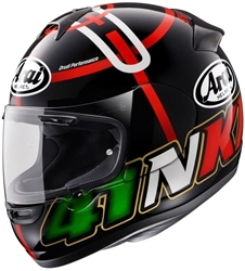 Picture of Arai Axces II Haga Monza Helmet Schwarz